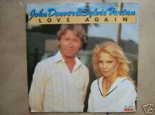 SYLVIE VARTAN JOHN DENVER 45 T. HOLLANDE LOVE AGAIN (4)