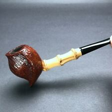 Jack Su's pipe, Briar wood pipe---- unsmoked