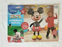 "Mickey Mouse AirWalkers Foil Balloon 38"" x 52"" Kids Party walks"