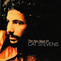 CAT STEVENS the very best of (remastered CD compilation & DVD video) folk rock,