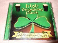 Irish Singalong Party (CD Album) Used Very Good
