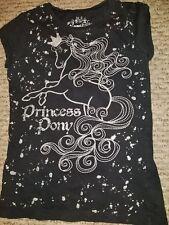 black girls shirt size large