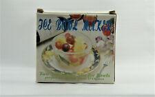 Ice Dish Bowl Cube Tray Mold Maker Salad Fruit