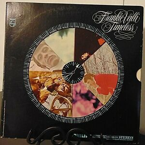 "Frankie Valli – ""Timeless"" - Original 1968 Philips Vintage Vinyl LP - EX/VG+"