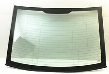 Heated Rear Window Back Glass For 14-19 Chevrolet Impala 4-Dr Sedan
