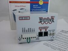 Digitrax DB200 Plus LocoNet Booster with Intelligent Auto Reverse 8 Amps