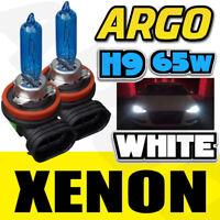 H9 65W XENON WHITE HEADLIGHT FOG BULBS SUPER BRIGHT LIGHT 12V 709 HID EFFECT