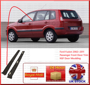 Fits Ford Fusion 01>13 NSF Passenger Side Front Door Trim Panel Plastic B Pillar