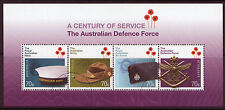 Australia 2014 The Royal FUERZA DE DEFENSA Hoja Miniatura MATASELLADO