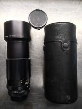 Super Takumar 200mm F4 Lens—Excellent—SN2362151
