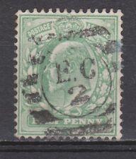 Great Britain nr 103 used EDWARD VII 1902 VEILING oude postzegels ENGELAND