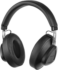 BLUEDIO BLUETOOTH 5.0 WIRELESS Smart Headphones with Microphone Support Phone