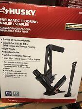 Husky Pneumatic 16-Gauge Flooring Nailer/Stapler