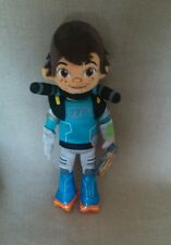 DISNEYSTORE GENUINE MILES FROM TOMORROWLAND MILES PLUSH TOY 13.5""