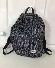 HERSCHEL Backpack School Bag Black White
