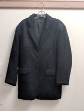 Acne Studios Black Boucle Blazer/Coat Size 36