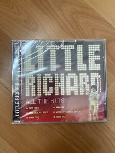 Little Richard - All The Hits Free P&P