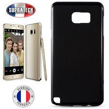 Coque Housse Silicone Noir Souple pour Samsung Galaxy Note 5 N920