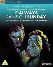 It Always Rains On Sunday (Digitally Remastered)  [1947] [Blu-ray] [DVD]