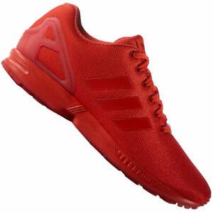Distinción Dramaturgo Meloso  Zapatillas deportivas rojas de hombre adidas ZX Flux | Compra online en eBay
