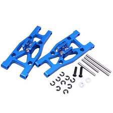 Alum 959-03 Front Lower Suspension Arm Navy Fit RC WLtoys L959 Off-Road Buggy