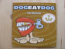 Dog Eat Dog:   No Fronts: The Remixes  Near mint  CD single (card slv)