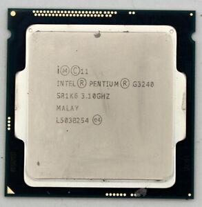 Intel Pentium G3240 SR1K6 3.10GHZ LGA1150 Socket 1150 CPU Processor