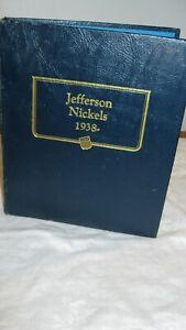1938--1983JEFFERSON NICKEL120 COIN COMPLETE NICKEL SET