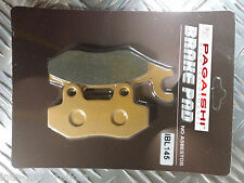 SEMI METAL BRAKE PADS YAMAHA YFZ 450 S/T/V/W/X 04-08 F(right)