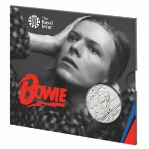 David Bowie 2020 Brilliant Uncirculated Coin