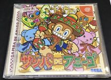 Samba De Amigo For Japanese Sega Dreamcast System  *USA Seller* Lk Nw