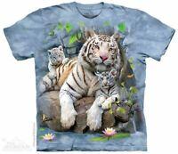 Stalking Tiger T-Shirt Men Women Kids Tank Long Personalized Custom Tee bengal