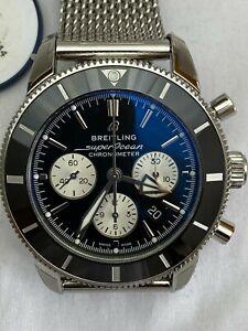 Breitling Superocean Heritage BO1 Chronograph 44mm AB0162121B1A1 UNWORN