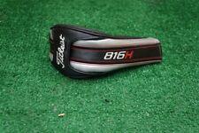 Titleist 816H Hybrid Headcover Head Cover Golf Good