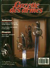 Revue magazine militaire gazette des armes octobre 1987 book