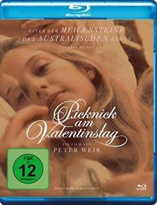 Picknick am Valentinstag [Blu-ray/NEU/OVP] Peter Weir lässt Mädchen in Mystery-M