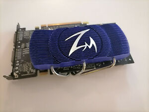 XFX NVIDIA GeForce 6800 XTreme 256MB DDR3 GPU + Zalman VNF100 Fanless Cooler Kit
