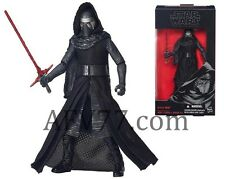 "Hasbro Star Wars BLACK Series Wave 1 Force Awakens 6"" KYLO REN"