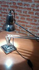 """VINTAGE HERBERT TERRY """"1227"""" ANGLEPOISE LAMP - EARLY MODEL 2 STEP - SUPERB LAMP"""