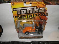 Tonka  Metal  Diecast Bodies  Roadside Assistance City Defenders,WRECKER