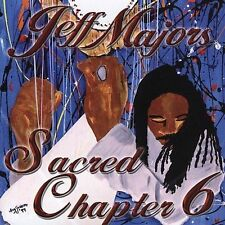 JEFF MAJORS - SACRED CHAPTER 6 (CD 2005) BRAND NEW & SEALED ! RARE ! FREE US SHI