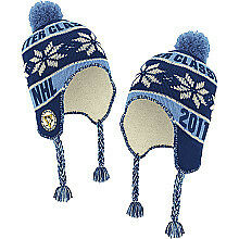2011 WINTER CLASSIC PITTSBURGH PENGUINS WINTER HAT