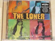 The Loner-A Tribute to Jeff Beck-Simon Phillips-Steve Lukather-NEUF + neuf dans sa boîte