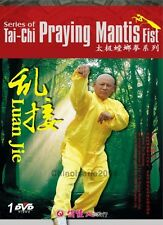 Tai Chi Praying Mantis Fist Luan Jie by Xia Shaolong Dvd