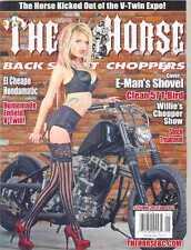 THE HORSE BACKSTREET CHOPPERS No.115 (New Copy) *Free Post To USA,Canada,EU