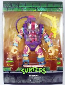 SUPER 7 Ultimates TMNT Teenage Mutant Ninja Turtles Mutagen Man Figure 6 Inch