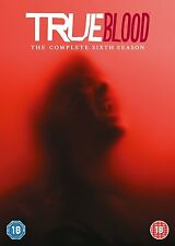 TRUE BLOOD COMPLETE SERIES 6 DVD Collection All Episodes Season Sixth 6th Sealed