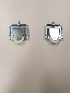 NEW sliding wardrobe rollers wheels spare parts 1 x pair