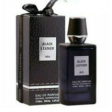 Black Leather BY Fragrance World For Men 100ML 🥇Famous Rich Niche Fragrance🥇**