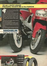 X1367 Pneumatici MICHELIN - Pubblicità del 1989 - Vintage advertising